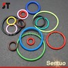 Zero defective products colored soft silicone/epdm/viton/NBR seal o ring