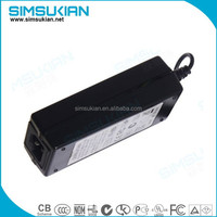 with GS UL CE FCC ect certifications ac dc desktop adapter 29v 2a power supply