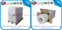 pe film type--stretch film for pallet wrapping