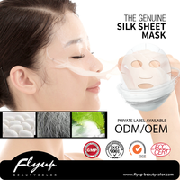 Most popular OEM ODM private label beauty transparent face mask