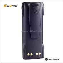 best selling and high quality supplier of the long way motorola two way radio battery all kinds of battery with 1450mAh