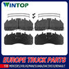 Truck Brake Pad Kit 0509290050 WVA29165 for Trailer