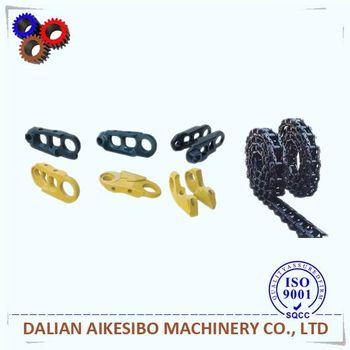 Track Chain For Excavator And Bulldozer