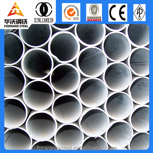 New design hot dipped hollow section galvanized steel price per ton