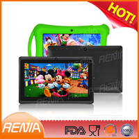 RENJIA best tablet case for kids cartoon tablet cover durable silicone 7 tablet case