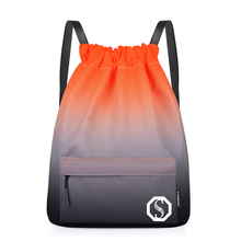 INEO Fashion Backpack Lightweight For girls Boys <strong>Gradient</strong> Drawstring <strong>Bags</strong>