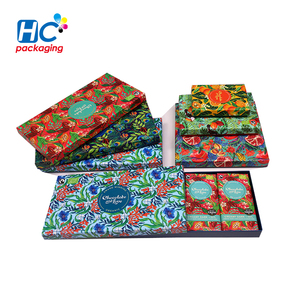 eco friendly colorful Chocolate candy Gift Boxes chocolate bar packaging