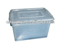 Custom plastic storage box