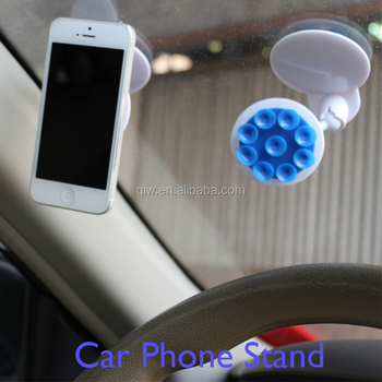 NEW product 2017 Plastic Collapsible Phone Stand for car