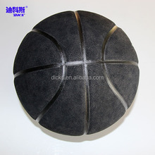 Microfiber Basketball Black Colores Basketball for Standard Size