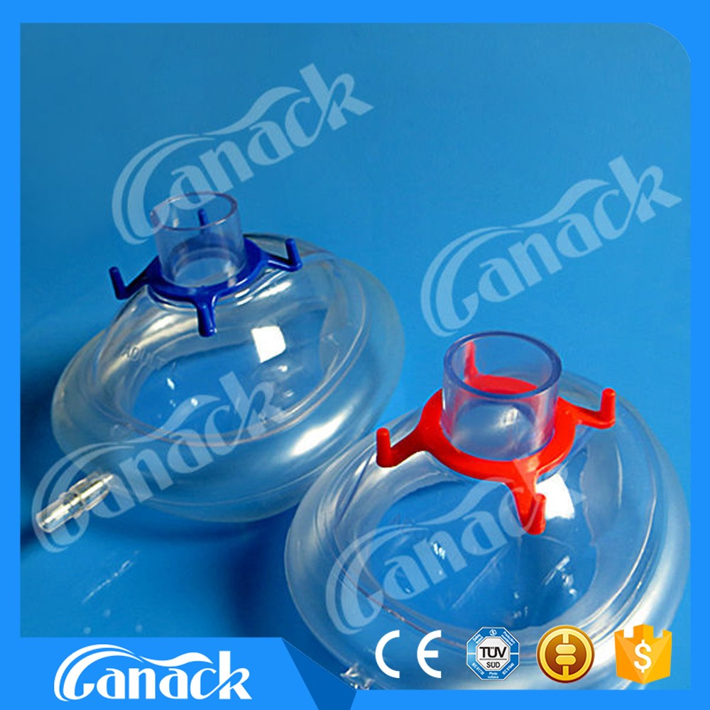 Alibaba Honest supplier disposable surgical medicial anesthesia face mask