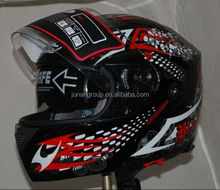 Helmet safety full face personalized motorcycle helmet AL-113D