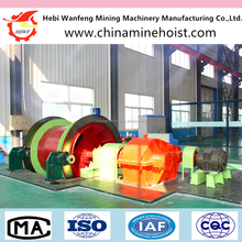 henan manufacturer high efficiency underground gold mining equipment