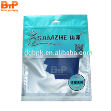 clear window plastic wire bag airplane hole