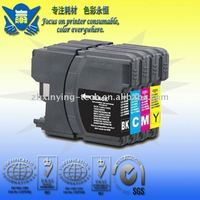 LC-61 Recycled Ink Cartridges for Brother Printer MFC-290/490CW/5490CN/6490CW/5890CN