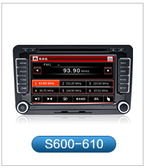 2 din car radio for CLK W209 car multimedia system with GPS navigation HD video lossless music FM AM RDS