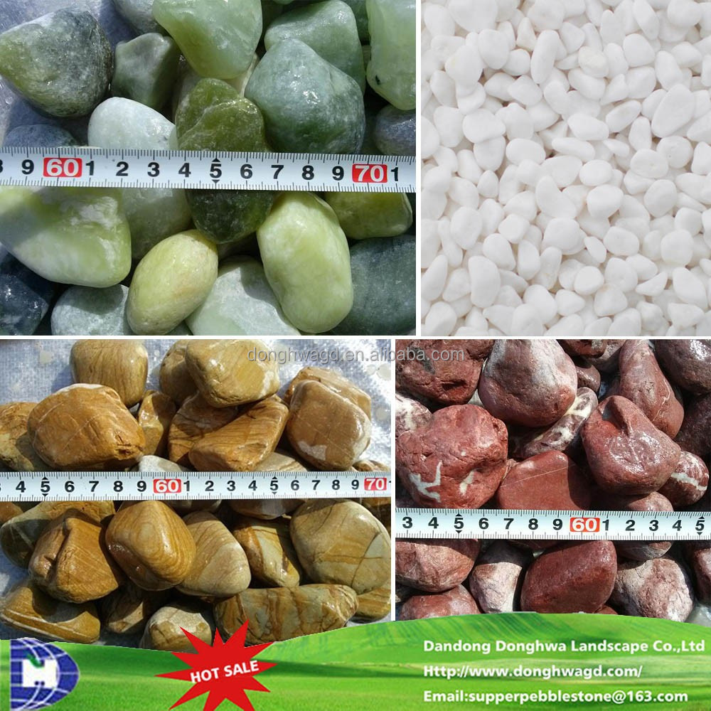 Types of rocks, Rock sale, Tumbled rock Size 3-120mm