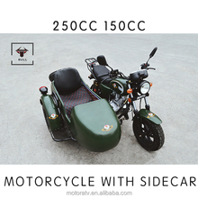 Sidecar motorcycle motorcycle with sidecar 150CC 250CC tricycle