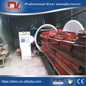 HFVD45-SA High Frequency HF Vacuum Wood Dryer for Furniture Processing Industry Price