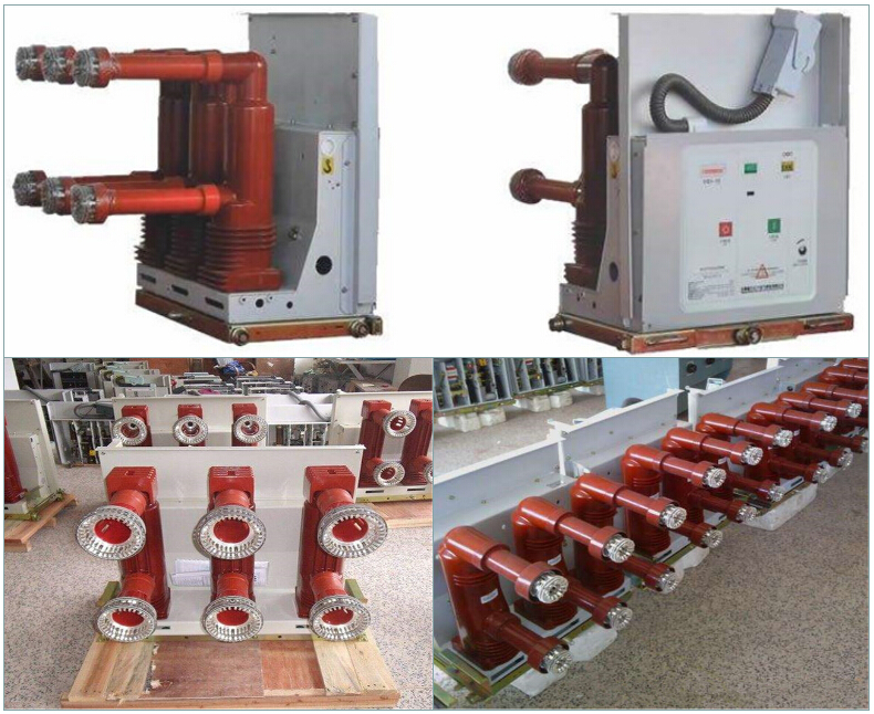 Hot Sell 12kv 2000amp Indoor High Voltage Vacuum Circuit Breaker