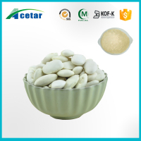 Alibaba Trade Assurance of white kidney bean extraction plant for sale