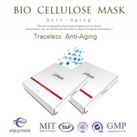 wholesale reliable peptide mask GMP certificate factory cosmetic manufacturer