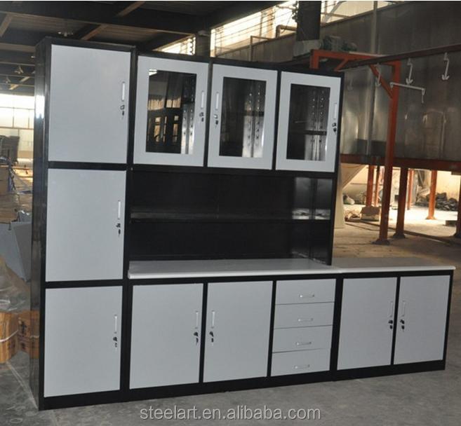 Metal Kitchen Cupboard Whole Kitchen Cabinet Set Buy