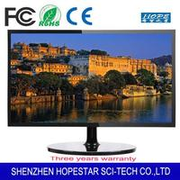 1366*768 18.5 inch PC VGA LED computer monitor 12V DC