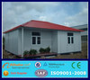 8*8m cheap construction house prefabricated houses in algeria