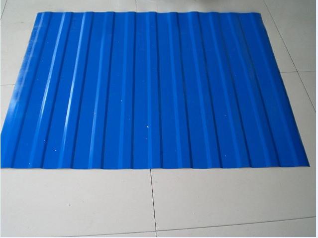 Pre geschilderd gepoedercoat verzinkt stalen golfplaten dakplaat stalen platen product id - Geschilderd zink ...