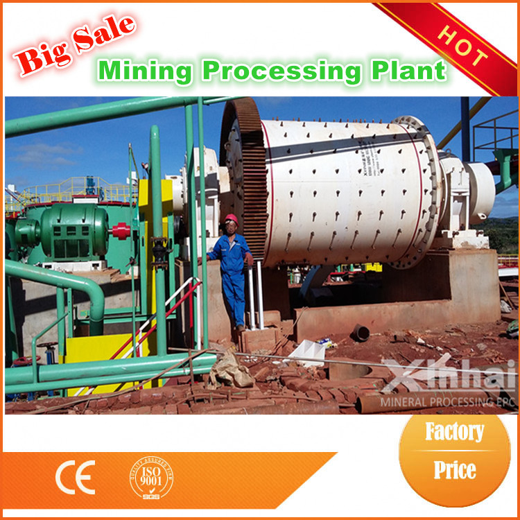 China Mining beneficiation experienced manufacturer lead zinc copper ore processing plant , copper ore processing plant