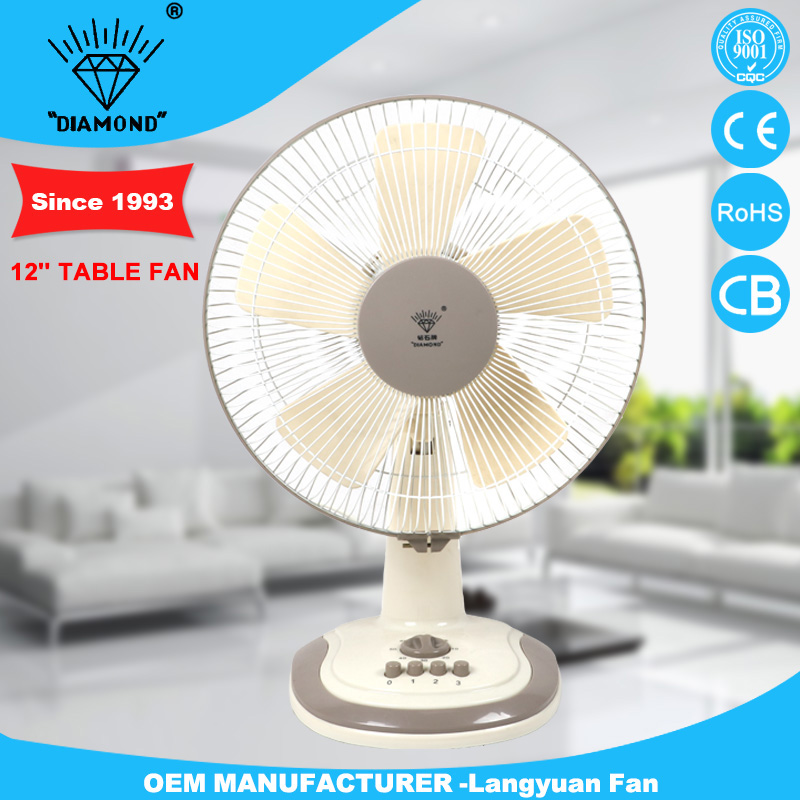 Best selling products china modern table fans with strong wind