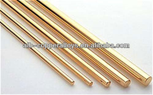 CuNi2CrSi Chromium Copper Round Bar