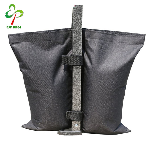 Customized 800D Durable Large Canopy Weights Sand Bag for Tent, Beach Umbrella Leg Base Weight Feet Bags