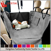 back seat car cover for dogs/Dog Hammock /Durable Oxford with Plated PVC or PU true Waterproof cover