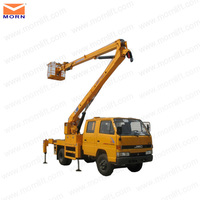 14m diesel articulated boom lift for sale