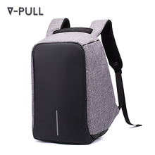 Bobby back pack OEM design laptop bag men business bagpack water proof compter bag usb bobby backpack anti-theft backpack