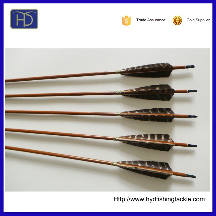 China Hot sale cheap bamboo arrow shafts