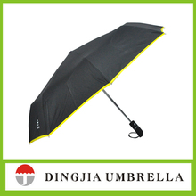 Auto open & close Anti-UV Parasol Three Folding Sun Rain Windproof Umbrella easy taken umbrella