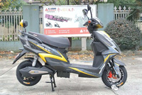 electric motorcycle with long driving distance