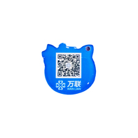 The Digital Wireless Smart Cards Splitter Soft Holder Sublimation Pvc Card