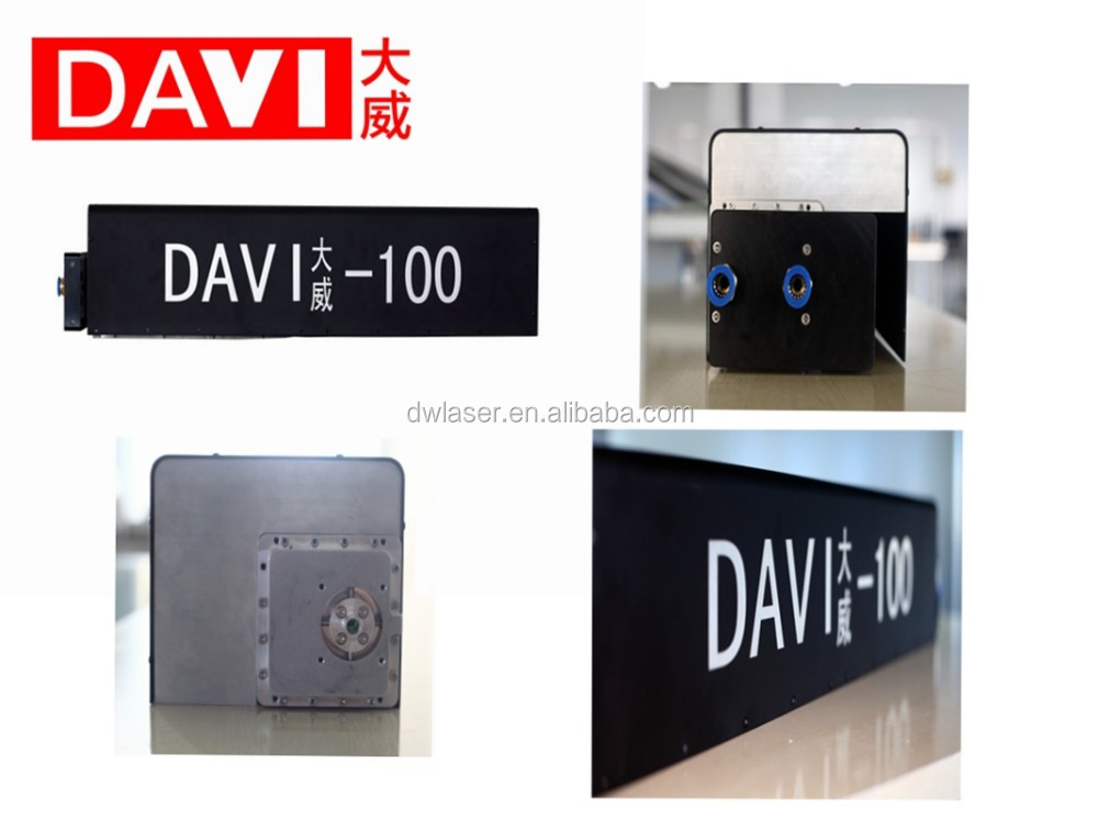 Distributors Wanted China Supplier 2017 Business Opportunity D-100W Metal Small Engraving Marking CO2 RF Laser