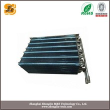 ceiling floor fan coil unit copper tube chilled water coils