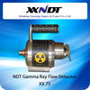 Industrial Gamma Ray Flaw detector XX-75, Se-75 for NDT testing