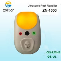 Zolition 2016 newest household insect control/ultrasonic electromagnetic pest repeller/ultrasonic pest repeller ZN-1003