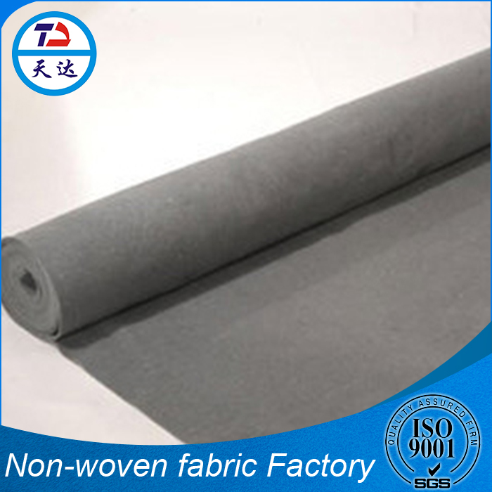 ISO9001 Factory Stitch Bonded Synthetic Leather Base Fabric Cellulose Nonwoven Fabric