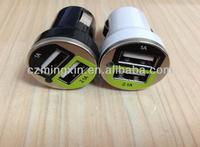 mfi dual port usb car mobile charger warehouse