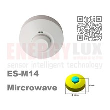 ES-M14 5.8 GHz cw microwave radar motion sensor switch for light