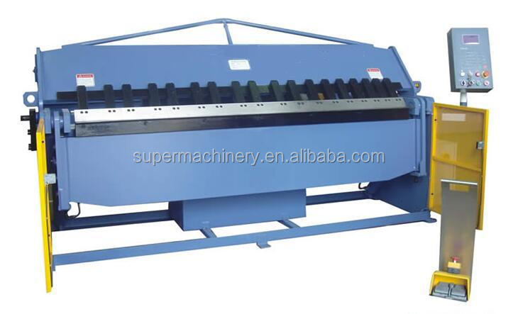 Hydraulic CNC Metal Bending Fodling Machine