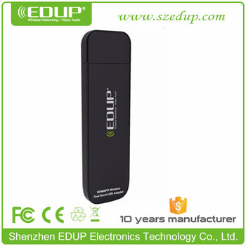 Dual Band 2.4ghz / 5ghz Ralink USB Wifi Adapter Wifi Driver For Windows XP,Vista,7,8,8.1,10,Mac,Linux